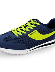 Chaussures homme ( Bleu/Bleu marine ) - Tulle - Marche