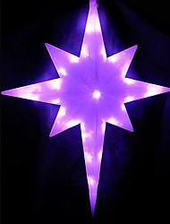 LED String Light 50 Light Modern Pole Star Shape Plastic 220V