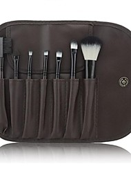 7 Makeup Brushes Set Synthetic Hair Others