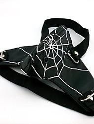 tokyo goule araignée moitié noire masque visage cosplay