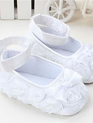 Girl's Shoes First Walkers Flat Heel Cotton Flats with Bowknot Shoes More Colors availlable
