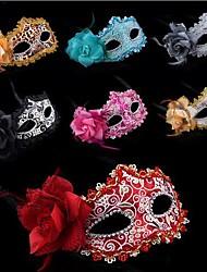 Coway побочные цветы Хэллоуин танцы принцесса Венеция маска (разных цветов)