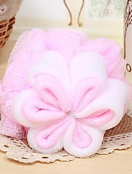 Colorfull Nylon Flower Bath Ball