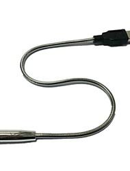 usb flexível conduziu a lâmpada de luz portátil notebook novo computador portátil pc brilhante