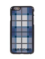 Personalized Case Lattice Design Metal Case for iPhone 6 Plus