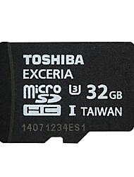Оригинальный Toshiba 32gb MicroSDHC Class10 SD-c032gr7vw060a UHS-я карта памяти U3