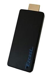 ezcast l'interface connecteur hd hdmi de partage synchrone sans fil
