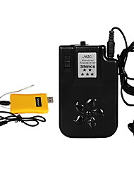 Shinco S2100B Wireless Clip-On Microphone With Usb Receiver