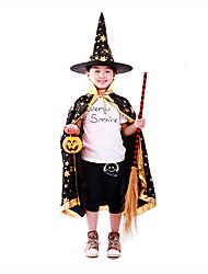 assistente&holloween roupas bruxa APPERAL conjunto de 4 (mais cores)