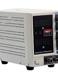 CC regulada fonte de alimentação universal 4 display digital 0 ~ 30v 0 ~ 5a utp305d