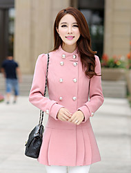 Sergent Women's Elegant Tweed Coat