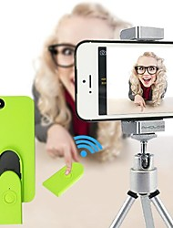 Wireless Camera Bluetooth Remote Shutter case For Iphone 5/5S IOS Android Apple Samsung HTC Black Camera Shutter