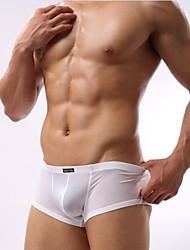 Men's Comfy Ice Silk Boxer Briefs