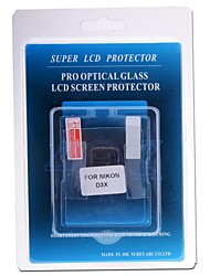 professionele lcd screen protector optisch glas speciaal voor D3x dslr camera