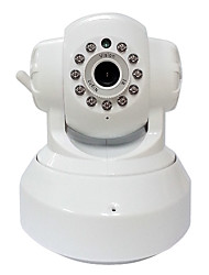 Videocamera 720P Wireless Ip con supporto, 32Gb Tf Card (H.264 Cmos,Ir-Cut,Two-Way Audio)
