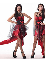 Bloody Vampire Fancy Dress Women's Halloween Dress