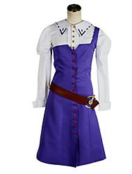 Touhou project efemere maan vignet vanuit het oosten watatsuki geen toyohime cosplay kostuum