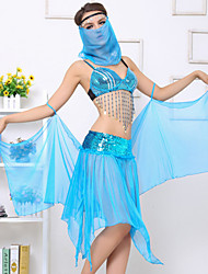 Performance Women's India Belly Dance Outfit