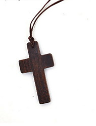 Women's Wood Necklace