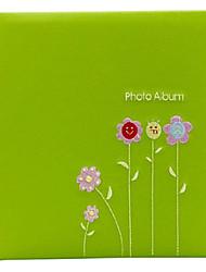 conception de la couverture de l'album arbre de photo pour 160psc de 6 ''