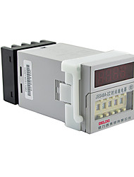 Digital Time Relay 0.01S-99H99M 1.5A AC220V DELIXI ELECTRIC JSS48A-2Z