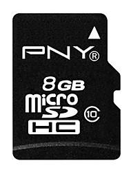 PNY 8Go Classe 10 MicroSD/MicroSDHC/MicroSDXC/TFMax Read Speed40MB/S (MB/S)Max Write Speed13MB/S (MB/S)