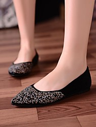 Women's Shoes Pointed Toe Flat Heel Flats Shoes
