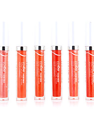 1pc brillo de labios húmedos (4 colores seleccionables)