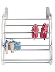 sapatos em pvc rack de um pcs