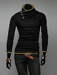Man's Personality Collar Trend Sweater