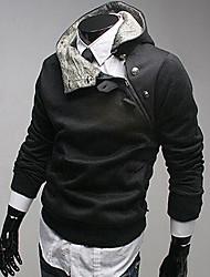Camisa Casual ( Algodão ) MEN - Casual Manga Comprida