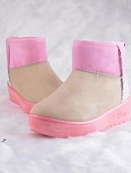 comforable lindas botas de esqui térmicas das mulheres