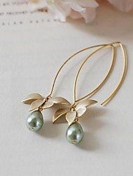 Women's European And American  Fashion  Simple  Earring