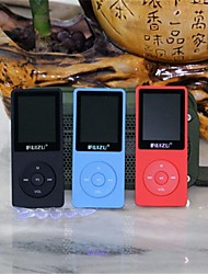 MP3 Player With TFT Display E-book Built-in 4G Memory Capacity