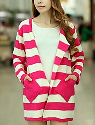 ICED™ Women's Stripes Knitting Cardigan More Colors