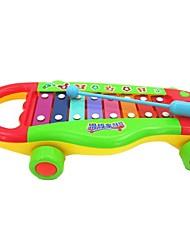 desenhos animados órgão eletrônico brinquedos do bebê inteligente