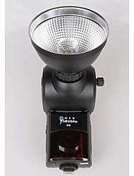luce di viaggio + fotocamera storbe luce + luce video ecc.Questo luce con il video led luce flash light'function.