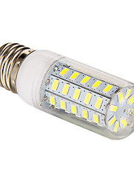 E26 / e27 3.5w 48 smd 5730 300-350lm blanc naturel t led corn lights ac 220-240 v