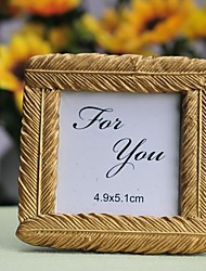 Resin Photo Frames Gold