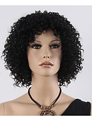 Capless Weave Loose Synthetic Wigs