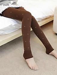 Women Warm Pantyhose , Nylon
