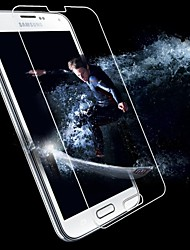 protector de pantalla transparente ultra-delgada de cristal templado para mini samsung galaxy s5