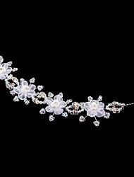 Women's Alloy/Resin Headpiece - Wedding/Special Occasion Headbands/Head Chain