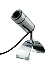 mojing mini 10.0mp webcam hd con la luce di visione notturna