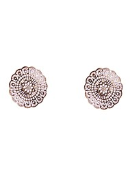 Fashion Women Enamel Stud Earrings