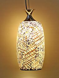 mosaico classico pendente in vetro