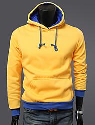 Королевство мужские контраст цвета оболочки пальто