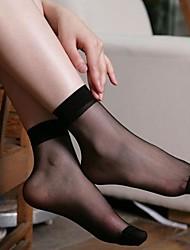 Women Thin Socks , Velvet