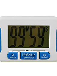 minuterie numérique pour la cuisine abs avec grand écran 99 min