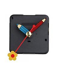 кварц тихий механизм движения часы цветок ручной поделки Repai
